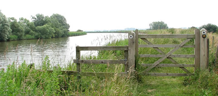 Gate_on_the_Wherryman's_Way_-_geograph.org.uk_-_1380173